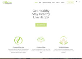 thrivepersonalfitness.com
