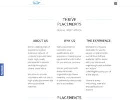 thriveplacements.co.uk