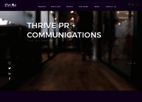 thrivepr.com.au