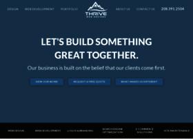 thrivewebdesigns.com