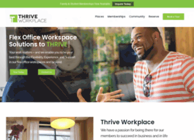 thriveworkplace.com