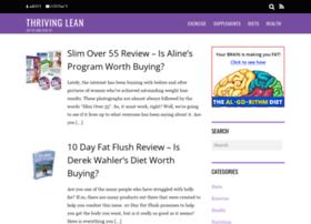 thrivinglean.com