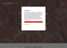 thrombosisadviser.com