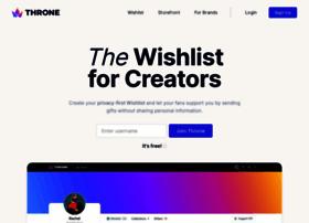 throne.com