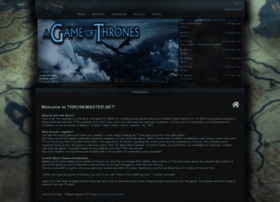 thronemaster.net