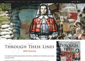 throughtheselines.com.au