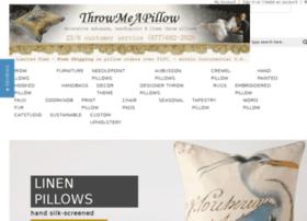 throwmeapillow.com