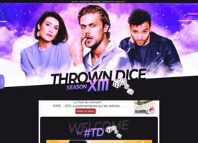 throwndice.com