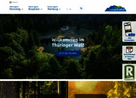 thueringer-wald.com