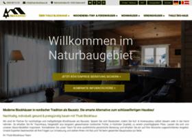 thule-blockhaus.de