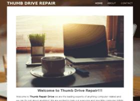 thumbdriverepair.com