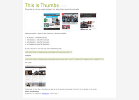 thumbs.boras.org