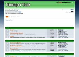thumperclub.com