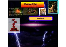 thunder-clan.webstarts.com