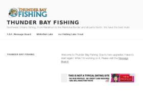 thunderbayfishing.com