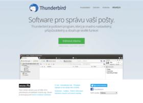 thunderbird.mozilla.cz