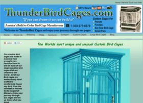 thunderbirdcages.com