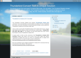 thunderbirdconvert.blogspot.in