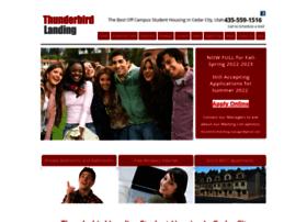 thunderbirdlanding.com