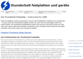 thunderbolt-festplatte.org