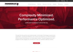 thundercattech.com