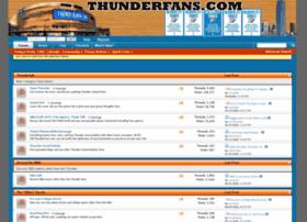 thunderfans.com