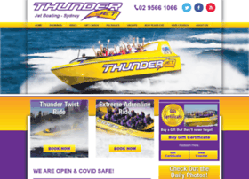 thunderjetboat.com.au