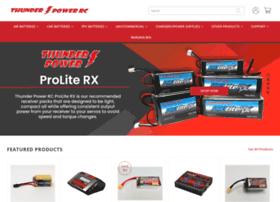 thunderpowerrc.com