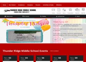 thunderridge.cherrycreekschools.org