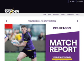 thunderrugby.co.uk
