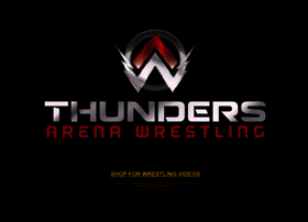 thundersarena.com