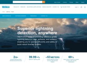 thunderstorm.vaisala.com