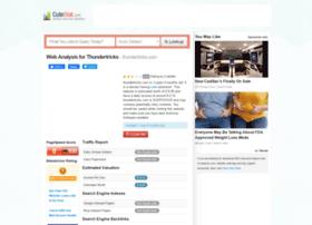thundertricks.com.cutestat.com