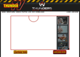 thundertvwrestling.com