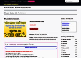 thuocgiammap.com