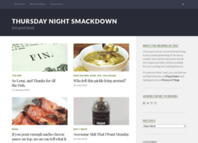 thursdaynightsmackdown.wordpress.com