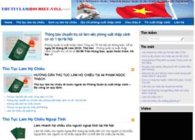 thutuclamhochieu-visa.com