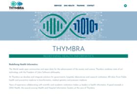 thymbra.com