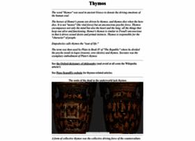 thymos.com