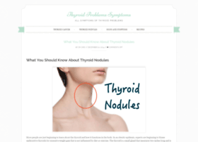 thyroid-problems-symptoms.com