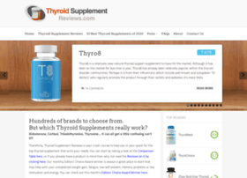 thyroidsupplementreviews.com