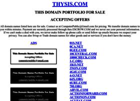 thysis.com