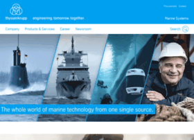 thyssenkrupp-marinesystems.com