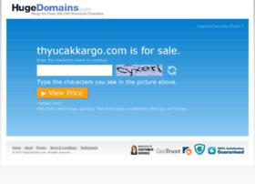 thyucakkargo.com