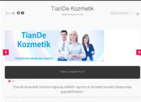 tiandesiparis.com