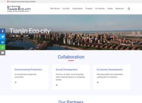 tianjinecocity.gov.sg