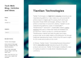 tianliantech.com