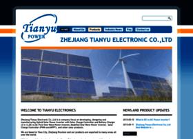tianyupower.com