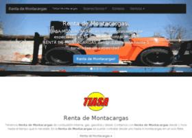 tiasamontacargas.com.mx