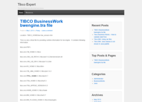 tibcoexpert.wordpress.com